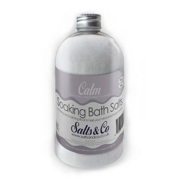 Calm Epsom Bath Salts by Salts & Co