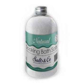 Natural Epsom Bath Salts by Salts & Co