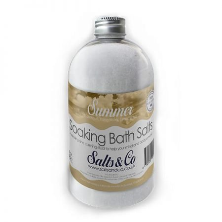 Summer Dead Sea Bath Salts by Salts & Co