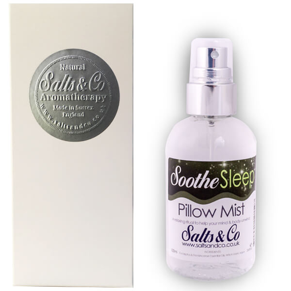 Soothe Pillow Spray Eucalyptus & Frankincense
