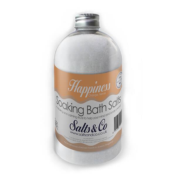 Happiness Epsom Bath Salts