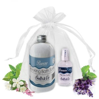 Salts & Co Gift set Breeze & Dream