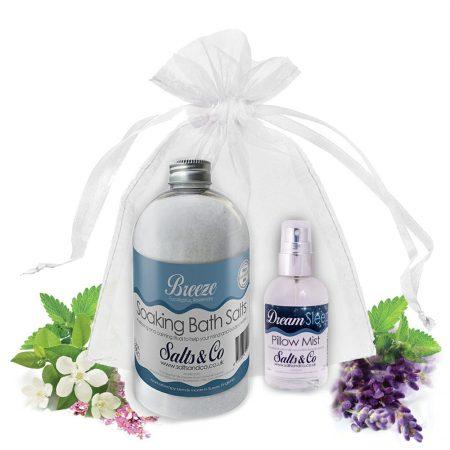 Salts & Co Gift set Breeze & Dream