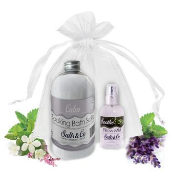 Salts & Co Gift set Calm & Soothe