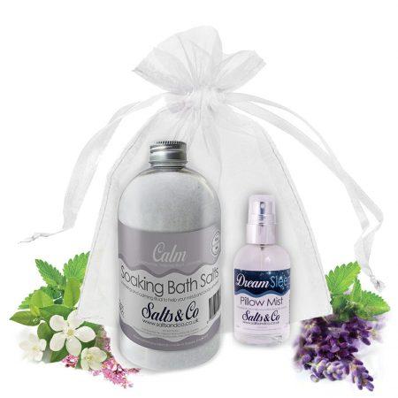 Salts & Co Gift set Calm & Dream