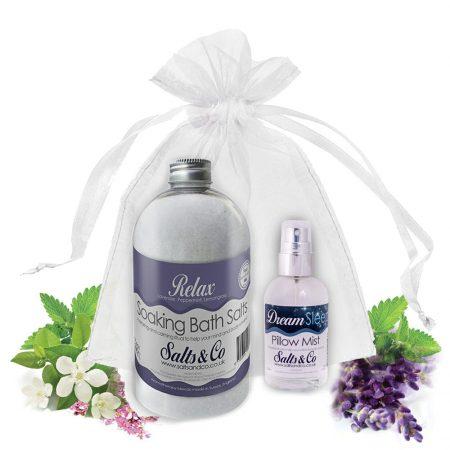 Salts & Co Gift set Relax & Dream