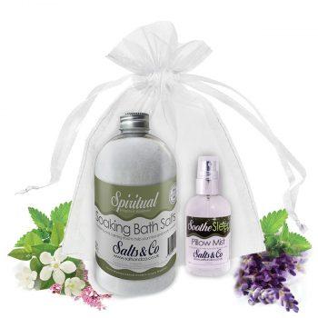 Salts & Co Gift set Spiritual & Soothe