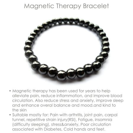Salts & Co Magnetic Therapy Bracelet