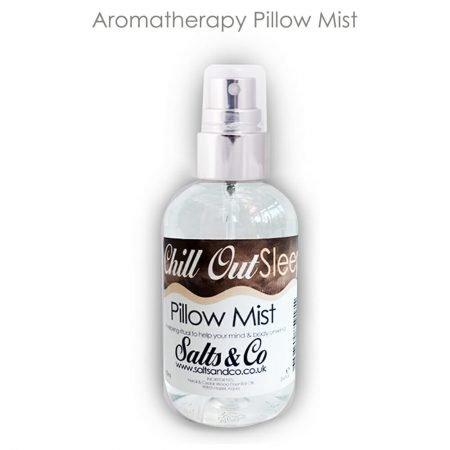 Salts & Co Chill Out Pillow Spray