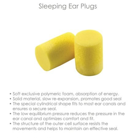 Salts & Co Sleep Ear Plugs