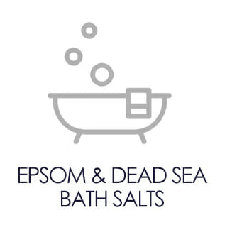 Epsom & Dead Sea Bath Salts