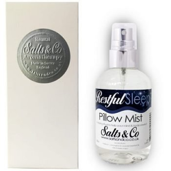 Restful Sleep Pillow Spray by Salts and Co