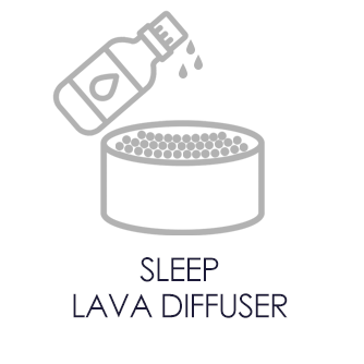 GoodNight Sleep Lava Diffuser